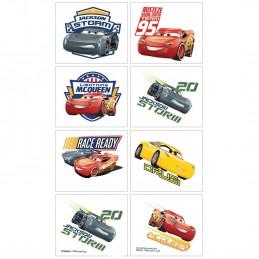 Cars 3 Tattoos (Set of 8)