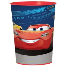 Cars 3 Large Plastic Cup