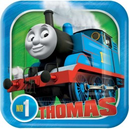 Thomas the Tank Engine Small Plates (Pack of 8)