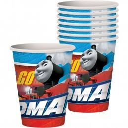 Thomas the Tank Engine Paper Cups (Pack of 8)
