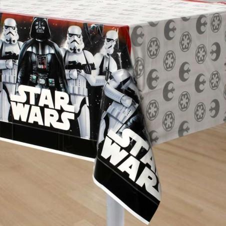Star Wars Classic Plastic Tablecloth