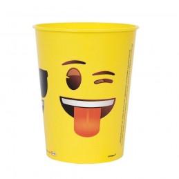 Emoji Large Plastic Cup