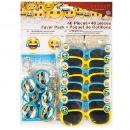 Emoji Favour Pack (48 Piece)