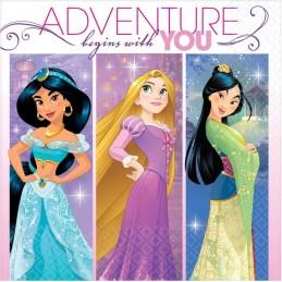Disney Princess Dream Big Small Napkins (Pack of 16)