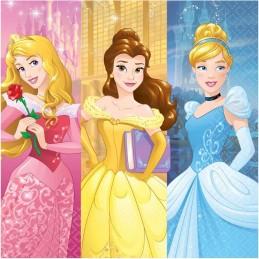 Disney Princess Dream Big Large Napkins (Pack of 16)