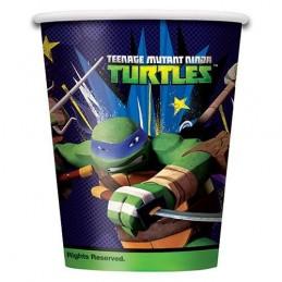 Teenage Mutant Ninja Turtles Cups (Pack of 8)