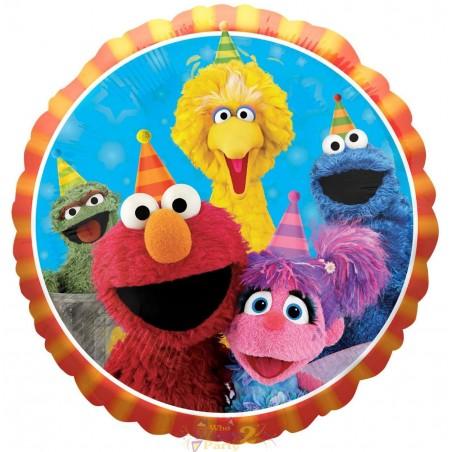 Sesame Street Birthday Balloon