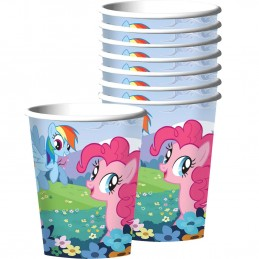 My Little Pony Paper Cups (Pack of 8)