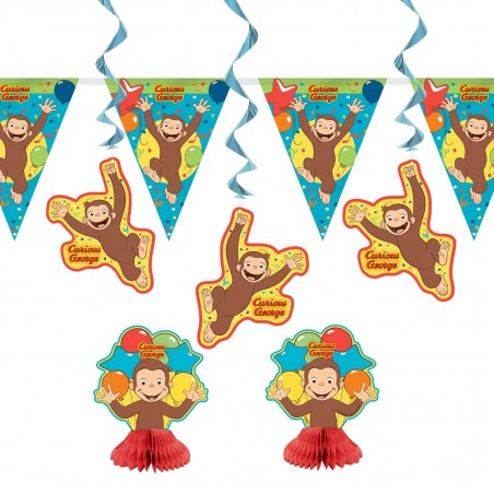 Curious George Decorating Kit