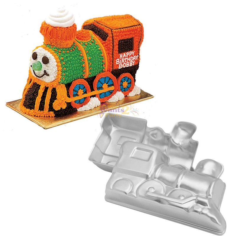 Wilton Choo Train Cake Tin