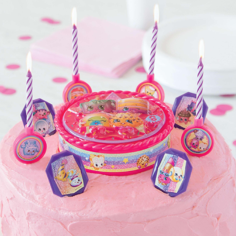 Shopkins Cake Decorating Kit